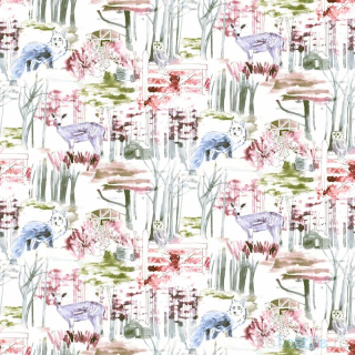 Material Home Decor Animale in padure